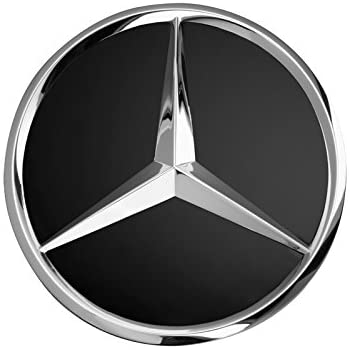 mercedes benz blue classic logo wheel center. Black Bedroom Furniture Sets. Home Design Ideas