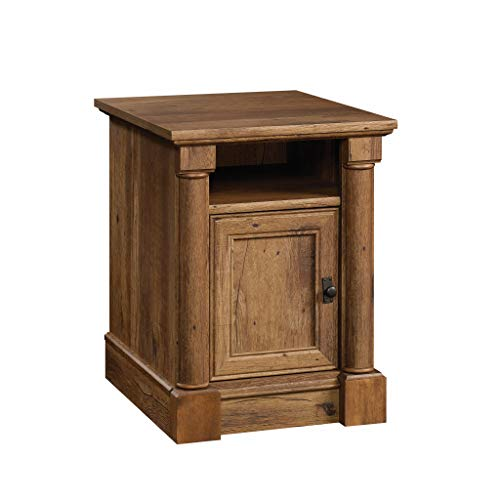 Sauder 420715 Palladia Side Table, L: 19.92