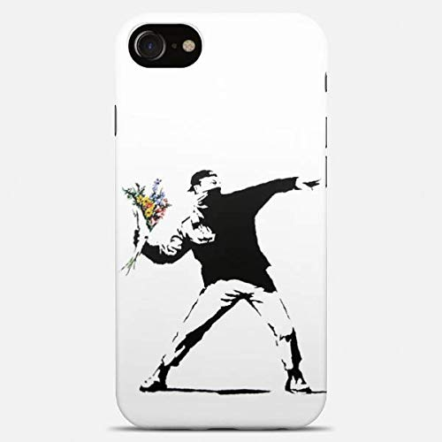 banksy iphone 7 phone cases