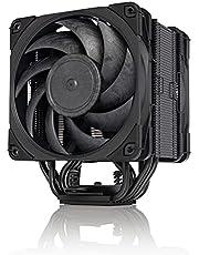 Noctua NH-U12A chromax.Black, 120mm Single-Tower CPU Cooler (Black) photo
