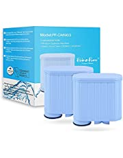 2-Pack PrimaPure Espresso Coffee Machine Water Filter Replacement For Saeco Philips AquaClean CA6903 Certified To NSF / ANSI 42 by IAPMO R&T