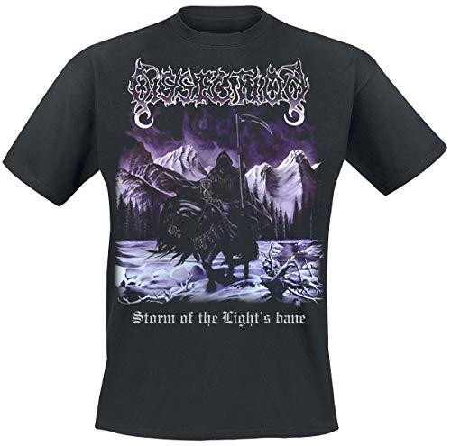 Dissection - Storm of The Lights Bane T Shirt (XX-Large) (Dissection Band)