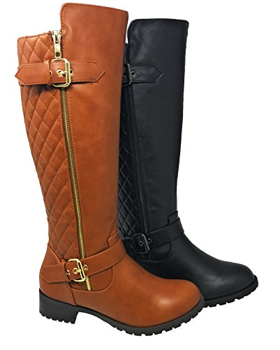 Forever Link Mango-21 Lady Boot Tan *T
