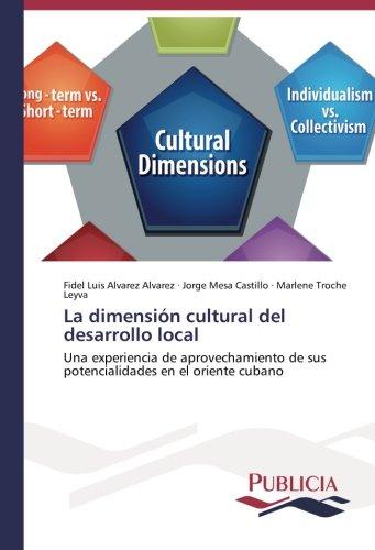 La dimensión cultural del desarrollo local: Una experiencia de aprovechamiento de sus potencialidades en el oriente cubano