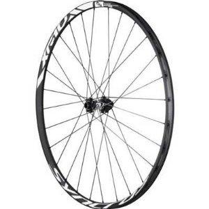 Syncros 2015 XR1.0 Carbon Mountain Bicycle Front Wheel - 228420 (Black - 26 (Zero Carbon Wheels)