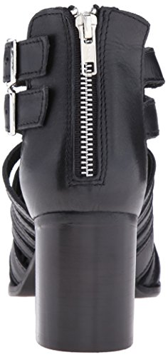 Black Madden Boot Black Frenchey Women's Steve Leather ISpq61Zwx