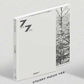 GOT7 - [7 For 7 Present Edition] Starry Hour Ver  CD+Photobook+LyricsBook+PhotoCard K-POP SEALED