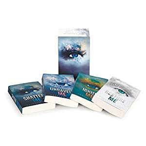Shatter Me Series 4-Book Box Set: Books 1-4