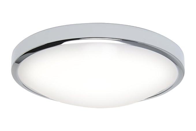 Astro 0387 gr10 osaka ceiling light including 1 x 28 watt 2d cfl astro 0387 gr10 osaka ceiling light including 1 x 28 watt 2d cfl bulb chrome aloadofball Image collections