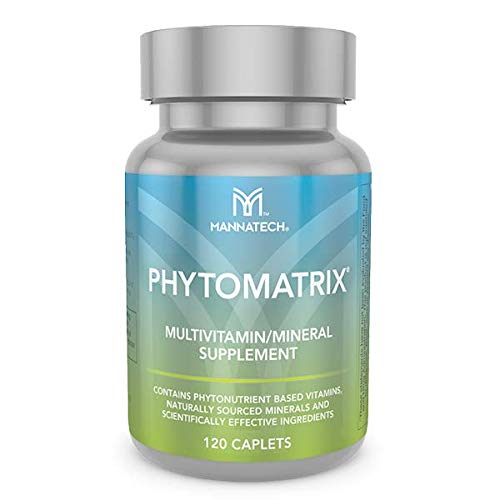 Mannatech Phytomatrix, advanced multivitamin and mineral supplement can help bridge the gaps in your diet.