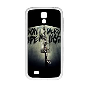 walking dead don t open dead inside Phone Case and Cover Samsung Galaxy S4 Case