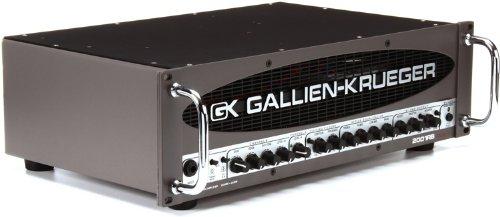 Gallien-Krueger 2001 RB Bi-Amp Bass Amplifier (Dual 540 Watt/1080 Watt Bridged) (Gallien Krueger Amp Head)