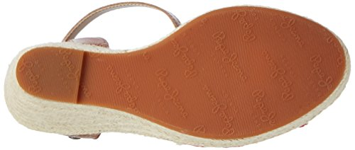 Pepe Jeans Women's Walker Anglaise 17 Sandals Rot (Colorado) nicekicks cheap online 2014 unisex for sale discount extremely 9rC0kt