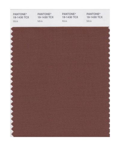PANTONE Smart 19-1430X Color Swatch Card, ()