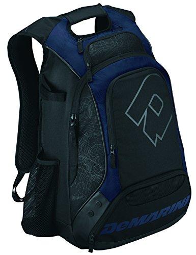DeMarini  NVS Baseball/Softball Backpack, - Demarini Softball Bags Backpack