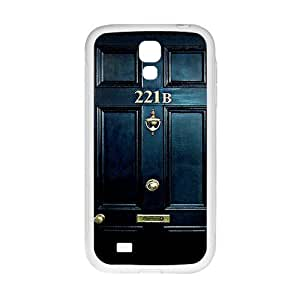 221B Door Cell Phone Case for Samsung Galaxy S4
