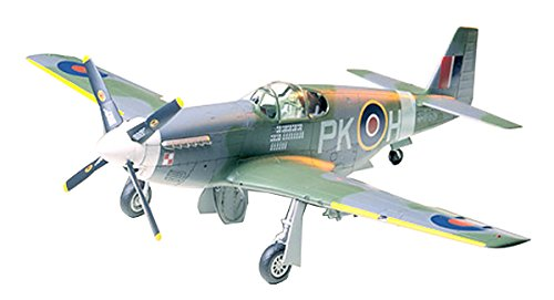 Tamiya Models North American RAF Mustang III Model Kit