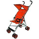 Bily BYS818OR Umbrella Stroller, Orange
