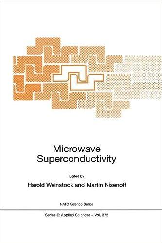 Microwave Superconductivity (Nato Science Series E:)
