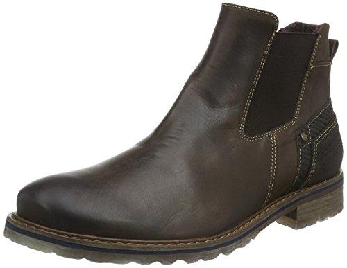 Dockers by Gerli Herren 39cb001-102360 Chelsea Boots Braun (schoko 360)