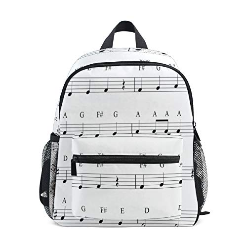 Music Search Engine School Backpack for Girls Kids Kindergarten School Bags Child Bookbag