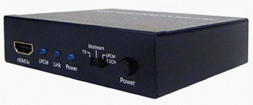 HDMI LPCM 5.1 7.1 To Analog Surround Decoder by AllAboutAdapters