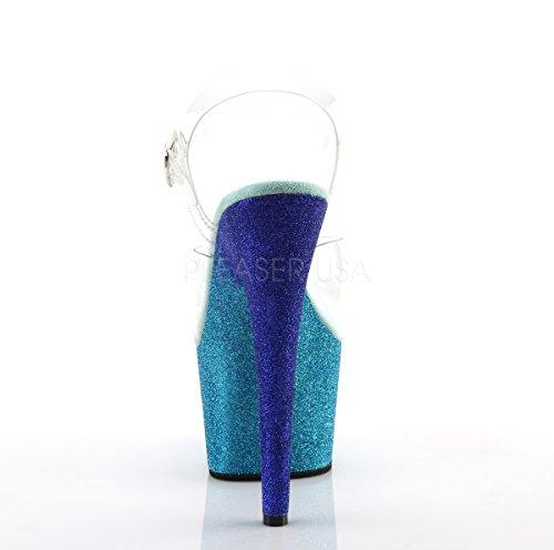 I Sandali Adore-708ombre Piacevoli Clr / Aqua-blu Ombre