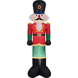 Amazon.com: Holiday Time Toy Soldier Nutcracker Holiday ...