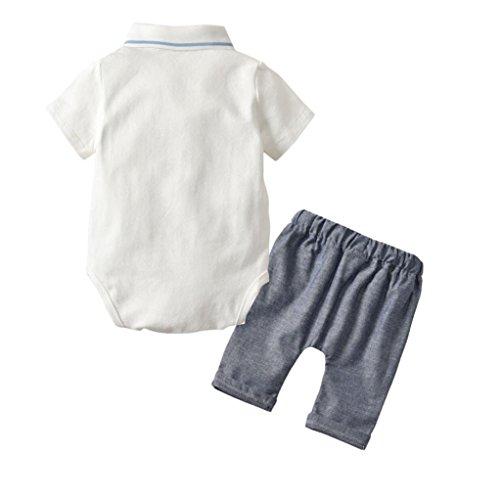 f8f1f95a0 Camisa bebé Niño K-youth® Ropa Recién Nacidos Bebe Niño Ropa Bebé Niño  Verano