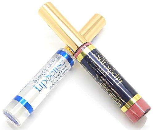 LipSense Bundle  1 Lip Color and 1 Glossy Gloss