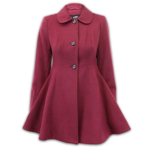 Jacke Mantel Damen Na Freizeit Trenchcoat Modisch Ausgestellt 0gqFAxCPw