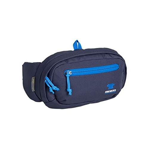 Mountainsmith Vibe Lumbar Fanny Pack, Deep Blue, One Size