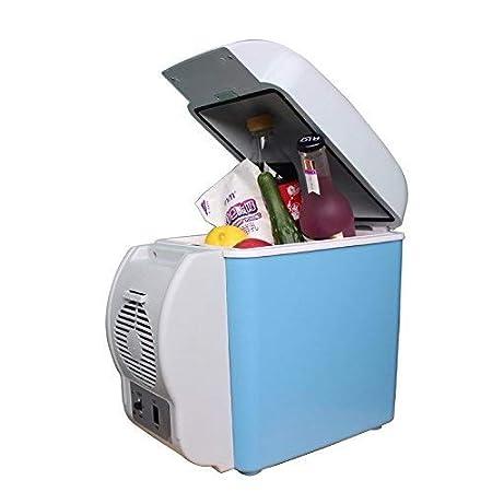 YEXIN Refrigerador para autos Cool Box, modos más cálido y más ...