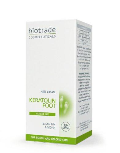 Biotrade Dry rough skin remover cream, urea 25%, for heel elbows Biotrade ltd