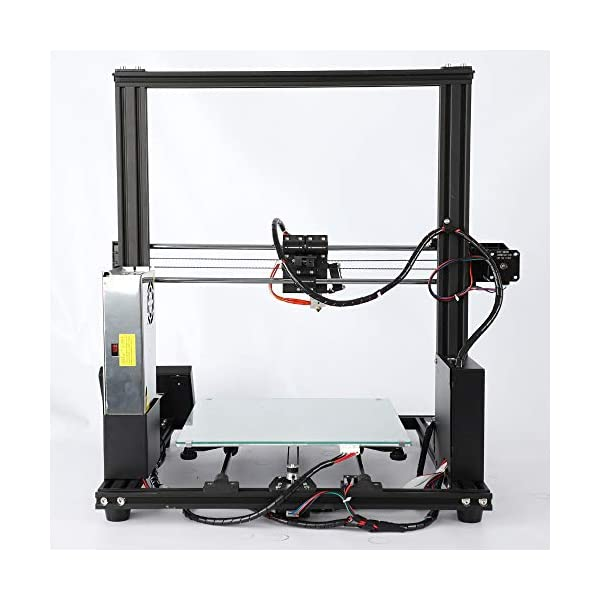 W.z.h.h.h 3d printer upgraded a8plus integrated desktop fdm metal diy 3d printer kits with large 12864 lcd screen large bulid volume
