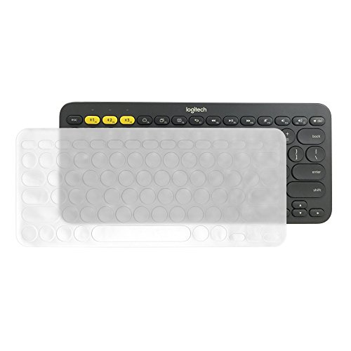 Translucent Silicone Keyboard Protector Bluetooth