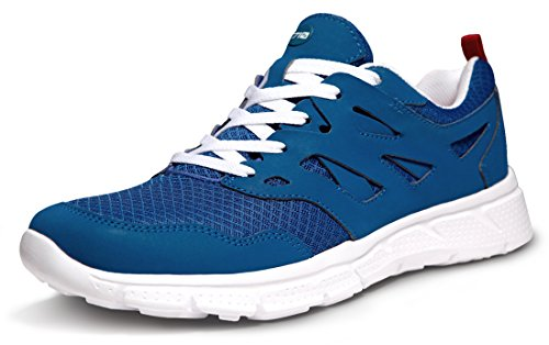 Tesla TF-E630-GRBZ_Men 8 D(M) Men's Lightweight Sports Running Z Series Shoe E630Z