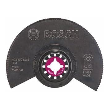 Bosch Segmentwellenschliffmesser ACZ 100 SWB BIM Wellenschliffmesser Multimaster