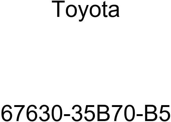 Genuine Toyota 67630-35B70-B5 Door Trim Board