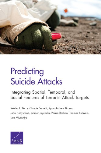 Predicting Suicide Attacks: Integrating Spatial, Temporal, and Social Features of Terrorist Attack Targets
