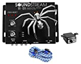 SOUNDSTREAM BX-10X Car Digital Bass Booster Sound Processor+Remote+RCA Cable