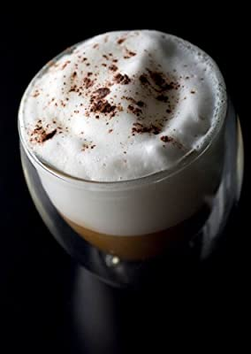 Malongo Pack capuchino eléctrica Oh Espresso Black + 1 emulseur ...