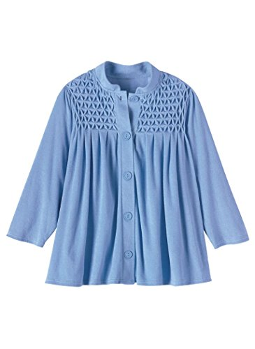 AmeriMark Terry Knit Bed Jacket -