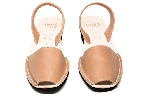 Pons 2021 - Avarca Wedge Tan official cheap online pick a best cheap price xOlTXR