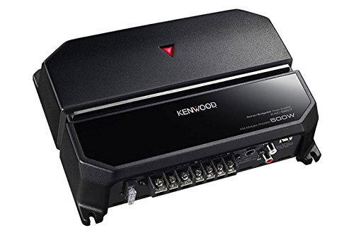 Kenwood KAC 5207 Stereo Power Amplifier 500 Watts Max by Kenwood