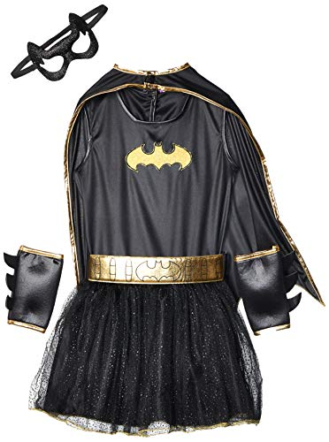 Rubie's Justice League Child's Batgirl Tutu Dress - Medium
