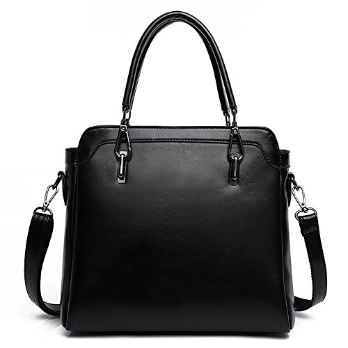 The Solo Trend Tutto match Handbag Fashion Atmospheric Simple New Gwqgz Black dU67wd