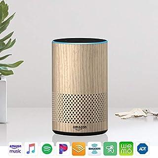 Echo (2nd Generation) - Smart speaker with Alexa - Limited Edition Oak Finish (B0751RGYJV) | Amazon Products
