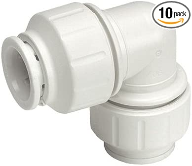 15mm Compression Equal Elbow Pack of 10