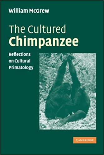 The Cultured Chimpanzee: Reflections on Cultural Primatology